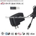 Ac dc adaptador de corriente 5 v 2a UL / CUL GS del CE SAA FCC aprobado ( 2 años de garantía )