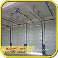 Portes de garage porte en plexiglas avec rayonneur casar600/casar800