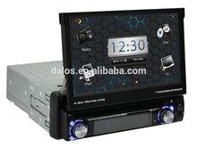1 din in-dash Single din one din universal dvd car radio / car audio / car dvd player