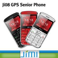 JIMI Big Keyboard Mobile Phone For Kids Smart Burglar Alarm System GPS Tracker With SOS Alarm Platform Ji08