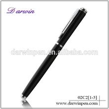 Trade Assurance black gift souvenir metal roller pen