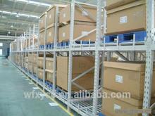 China OEM Manufacturer Light Duty Flow Rack for Industrial Storage
