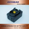 3000mah makita 18v li-ion batteries rechargeable battery 18v makita 3a 18v battery