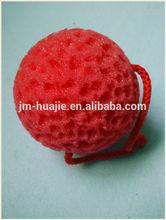soft foam sponge massage ball