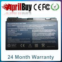 6Cell Laptop Battery for Acer TravelMate 5220 5320 5520 5710 7220 7520 TM00741 GRAPE32