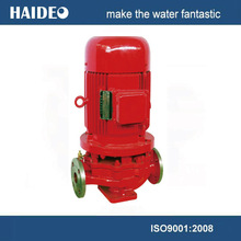 submersible fire pump