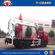 hot sale16ton small swing telescopic boom crane truck for sale with ISO9001 made in china