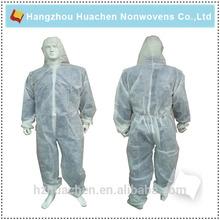 hangzhou nonowven pp para a apicultura vestuário de protecção