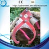 red Steel log Skidding Tongs,log lifting tong