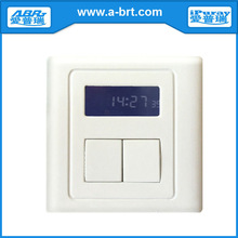 Network Control Timer Switch for 2 Loads smart home switch