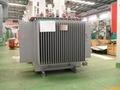 33kv inmerso en aceite de transformador de potencia