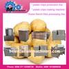 professional frozen potato chips machine production line