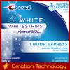 Crest 3D White Whitestrips 1 Hour Express crest whitestrips