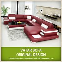 Big american style modern sofa image H2215