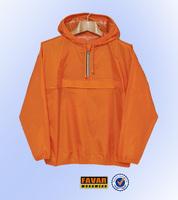 Raincoat Packable Rain Jacket