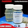 PolyDADMAC ammonium quaternaire cationique de sel tensioactif