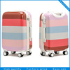 2014 new fashion ABS +PC travel bag luggage