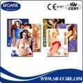 produto do sexo masculino preservativo imagem com a marca do comprador