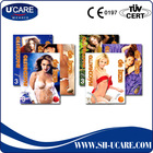 Sex product male picture condom with buyer brand