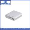 Built-in 5200mah battery wireless power bank wifi 3g cdma router