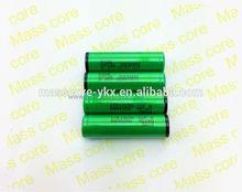 Protected samsung sdi18650 battery,samsung icr18650-22f 2200mah, li ion samsung 18650 battery cell with buton top for flashlight