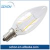 Energy Saving led bulb 3w e27 filament Candle Light Edison lamp wholesale