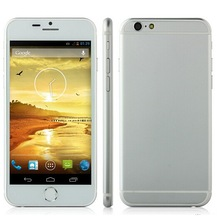 I6 MTK6582 Quad Core 1G+16GB 4.7 inch Android Smart Phone