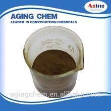 sodium lignosulphonate waterproofing agent water reducing admixture
