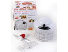 Cutting Revolution Swizzz Prozzz Food Vegetable Chopper