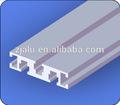 perfil de alumínio para a folha do policarbonato preços