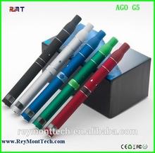8.9$Ago g 5 vaporizer/ago g5 portable vaporizer vape pen dry herb/ago g5 dry herb atomizer