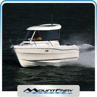 Fishing Boats Fiber
