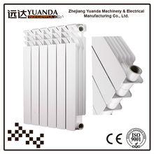 Bimetal Radiator Russia market 500/80 hot water wall mounted cheap price