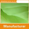 100%polyester organza twill plain dyed fabrics for garment