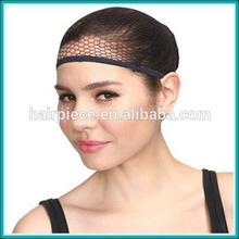 Factory Direct Sale Elastic Weaving Cap, Mesh Weaving Wig Cap For Making Wigs, Cheap Wig Caps In Stock