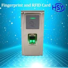 RFID Card+Biometric waterproof door access control system