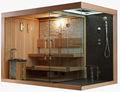 sauna duche combinação para 10 pessoas 3 medidor de saunas