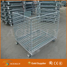 wire folding steel cage