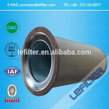 ISO9001 Extremely long using life fusheng oil separator