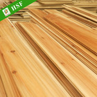 Competetive Price, Chinese Fir Wood Wall Panel, Cladding, Siding