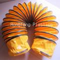 Pvc mangueira de ar do duto flexível, ondulada da tubulação