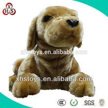 Customized Cartoon Soft Stuffed German Shepherd Dog Puppy