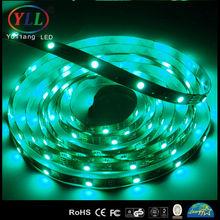 DC 12V Yellow Lamp LEDs Flexible strip led Lights Car Auto