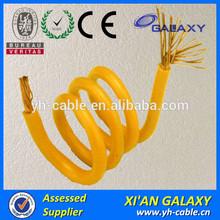 3 Core PVC insulated PVC sheath copper building flexible electric wires