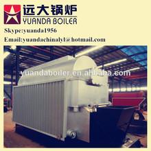 Coal hot water low pressure boiler
