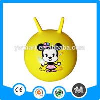 Super high PVC bouncing ball