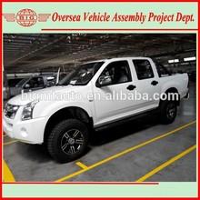 2015 4wd pickup automobile