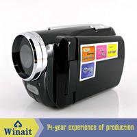 Gift Type Mini Video Camera with 2 Pcs LED Flash Light 4X Digital Zoom