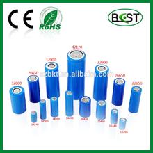 Lawn lamp battery LiFePo4 14500 3.2V 400mAh
