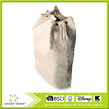 Heavy Duty Natural Canvas Laundry Bag
